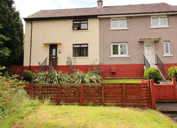 Thumbnail 3 bed end terrace house for sale in Leven Place, Greenock