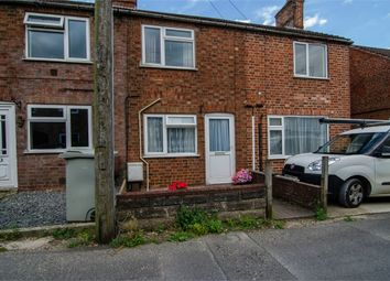 Thumbnail 2 bed terraced house for sale in Newtown, Spilsby, Lincolnshire
