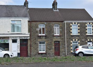 Thumbnail 2 bedroom terraced house for sale in Carmarthen Road, Swansea