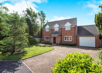 Thumbnail 3 bed detached house for sale in Barford, Norwich, Norfolk