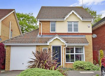 Thumbnail 3 bed detached house for sale in Kingsley Meadows, Wickford, Essex