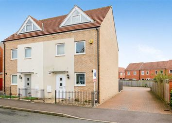 Thumbnail 3 bedroom town house for sale in Southwold Crescent, Broughton, Milton Keynes, Bucks