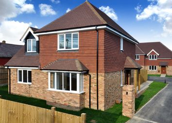 Thumbnail 4 bed detached house for sale in Ashington