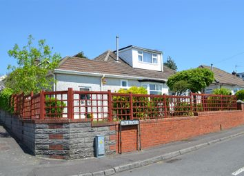Thumbnail 3 bed detached bungalow for sale in Lon Bedwen, Sketty, Swansea