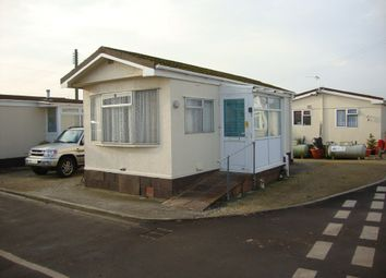 Thumbnail 1 bed mobile/park home for sale in Hutton Park, Hutton Moor Lane, Weston-Super-Mare
