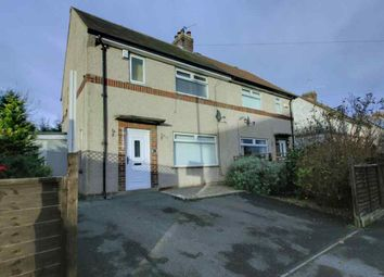 3 bed semi-detached house for sale in Bentley Avenue, Halifax HX3