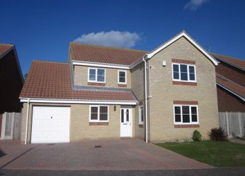 Thumbnail 4 bedroom detached house to rent in Mackenzie Close, Gorleston, Great Yarmouth