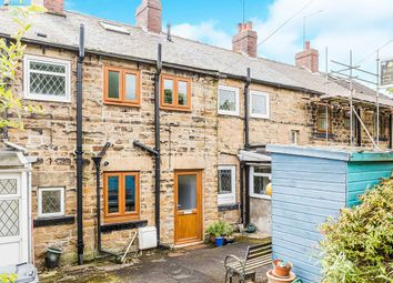 Thumbnail 1 bed terraced house for sale in Mount Pleasant, Crane Moor, Sheffield