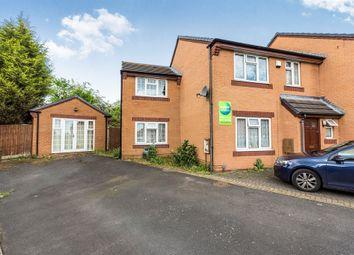 Thumbnail 4 bed semi-detached house for sale in Newbank Grove, Bordesley Green, Birmingham