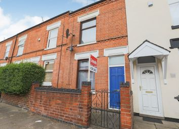 Thumbnail 2 bedroom terraced house for sale in Ivanhoe Street, Newfoundpool, Leicester