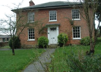 Thumbnail 6 bed farmhouse to rent in Main Road, Kelmarsh, Northampton