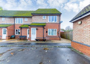 Thumbnail 2 bed flat for sale in Swan Lane, Marsh Gibbon, Bicester