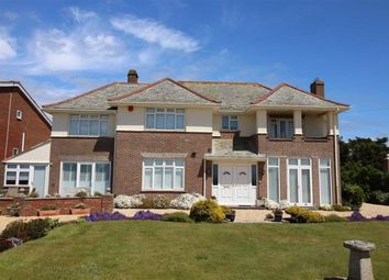 Thumbnail 4 bed detached house for sale in Marine Drive, Barton On Sea, New Milton
