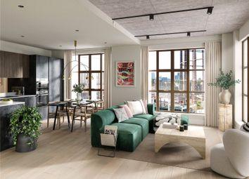 Empress Works, 1-3 Corbridge Crescent, London E2. 1 bed flat