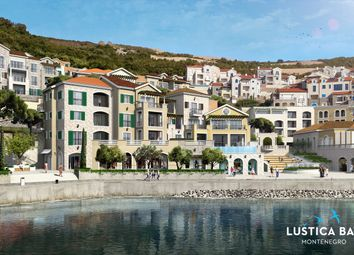 Thumbnail 4 bed apartment for sale in Waterfront Four-Bedroom Penthouse In Lustica Bay Marina Village, Lustica Bay, Montenegro
