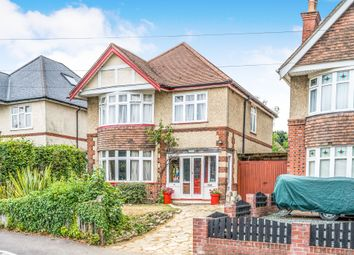 Thumbnail 4 bed detached house for sale in Midanbury Lane, Southampton