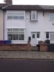 Thumbnail 4 bed terraced house to rent in Guernsey Road, Liverpool