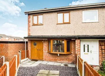 Thumbnail 3 bed terraced house for sale in Keppel Court, Ilkeston