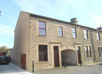 Thumbnail 1 bed flat to rent in Towneley Road West, Longridge, Preston