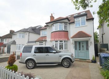 Thumbnail 6 bed detached house to rent in Sunbury Avenue, London