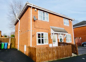 Thumbnail 2 bed semi-detached house for sale in Traynor Close, Middleton, Manchester