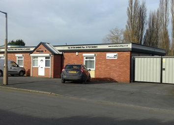 Thumbnail Light industrial for sale in Plot 2, Hebden Road, Scunthorpe, North Lincolnshire
