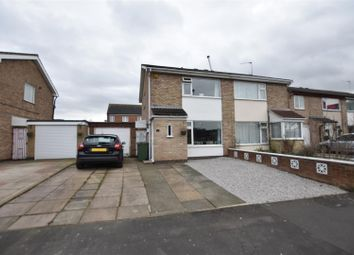 Thumbnail 2 bed semi-detached house for sale in Kinross Crescent, Loughborough