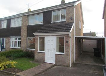 Thumbnail 3 bed semi-detached house for sale in The Limes, Kempsey, Worcester