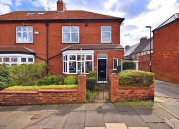Thumbnail 3 bed property for sale in Dene Road, Tynemouth, North Shields