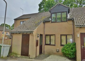 Thumbnail 2 bed terraced house for sale in Willow Close, Uppingham, Oakham