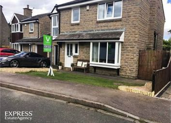 Thumbnail 3 bed detached house for sale in Pennine Court, Fir Tree, Crook, Durham
