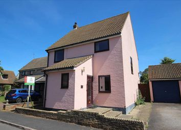 Thumbnail 3 bed detached house for sale in Avocet Lane, Martlesham Heath, Ipswich