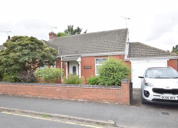 Thumbnail 2 bedroom detached bungalow for sale in Lindley Street, Scunthorpe, North Lincolnshire