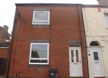 Thumbnail 2 bedroom end terrace house for sale in Riley Street North, Burslem, Stoke-On-Trent