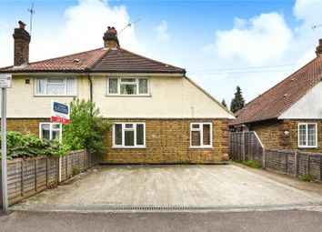 Thumbnail 5 bedroom semi-detached house for sale in The Greenway, Uxbridge, Middlesex