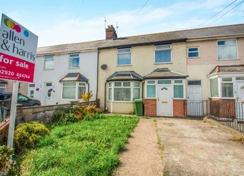 Thumbnail 3 bedroom terraced house for sale in Dunsmuir Road, Tremorfa, Cardiff