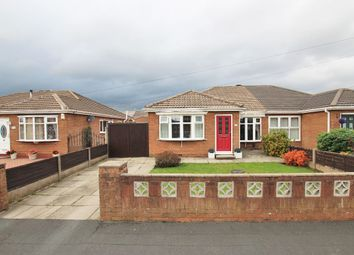 Thumbnail 3 bed bungalow for sale in Hyacinth Close, Haydock, St. Helens
