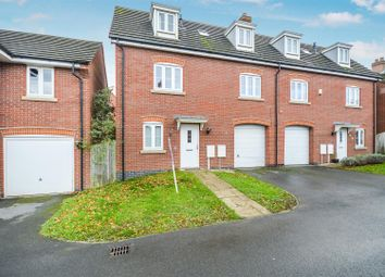 4 bed terraced house for sale in Bobbin Lane, Lincoln LN2