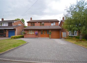 Thumbnail 5 bed detached house for sale in Ennerdale Crescent, Nuneaton