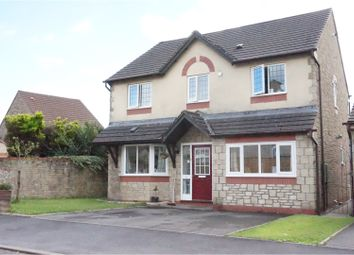 Thumbnail 4 bed detached house for sale in Nythfa, Penllergaer