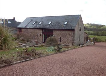 Thumbnail 4 bed detached house to rent in Pentre Barn, Llansoy, Usk