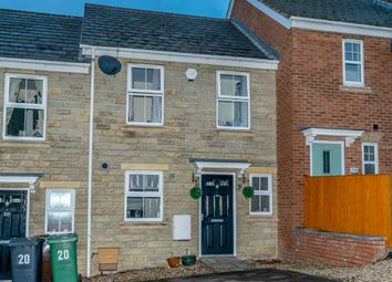 Thumbnail 2 bed terraced house for sale in Redberry Avenue, Heckmondwike