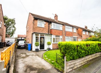 Thumbnail 3 bed semi-detached house for sale in Gloucester Road, Dane Bank, Denton
