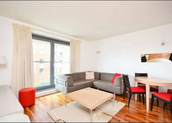 Thumbnail 1 bed flat for sale in New Providence Wharf, London