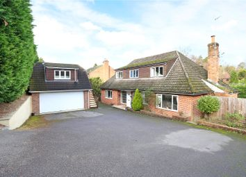 Thumbnail 4 bed detached house for sale in Linden Road, Headley Down, Hampshire