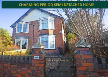 2 bed semi-detached house for sale in Craighill Road, Knighton, Leicester LE2