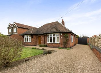 Thumbnail 2 bed detached bungalow for sale in Woodhouse Road, Horsley Woodhouse, Ilkeston