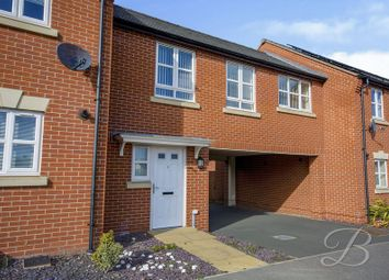 Thumbnail 2 bed terraced house for sale in East Street, Warsop Vale, Mansfield