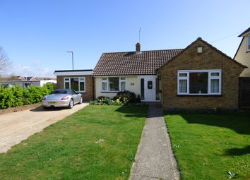 Thumbnail 3 bed detached bungalow to rent in Esher Drive, Littlehampton