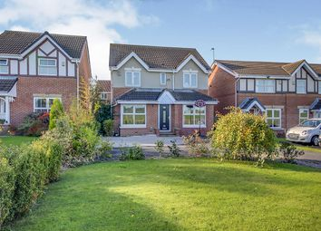 Thumbnail 4 bed detached house for sale in Greenhills, Killingworth, Newcastle Upon Tyne, Tyne And Wear